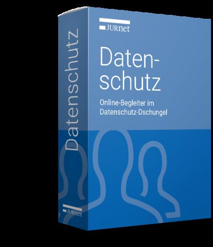 Datenschutz. Online-Begleiter im Datenschutz-Dschungel